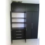 Closet En Madera Y Mdp Instala Facil