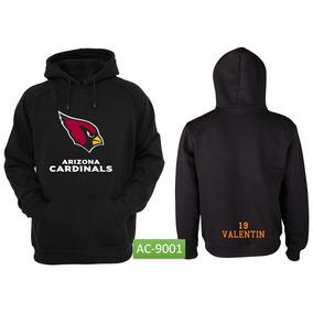 Sudadera Arizona Cardinals Tipo Nfl (personalizada)