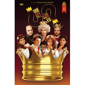 Que Rei Sou Eu - Box