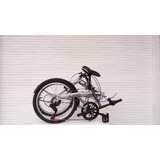 Bicicleta Plegable Aluminio Essenza Versatile