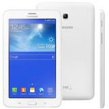 Tablet Samsung Galaxy Tab 3 Lite Smt111m Branc Com Tela 7,