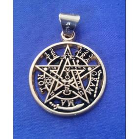 Dije Tetragramaton. Chapa. Menudeo Y Mayoreo