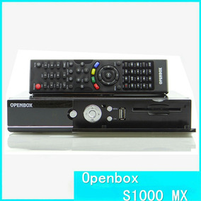 Receptor Openbox Mx S1000 Para Repuestos - Bloqueado- Leer