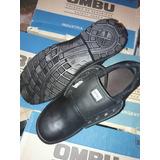Zapato Prusiano Ombu Calzado Seguridad Puntera Acero T43y44