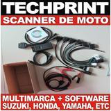 Scanner Moto Multimarca Usb Laptop China Suzuki Honda Yamaha