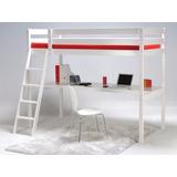 Camarotes C/cama Alta+escritorio+ ,escalera,