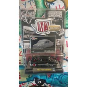 M2 Machines Antaño Ford Crestline 1951 Superior Dt Lyly Toys