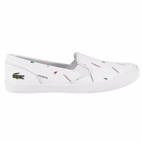 Zapato Casual Para Dama Lacoste Lancelle Wg4577