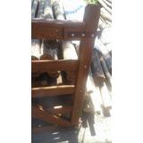 Porteras Y Portones De Madera Seca De Eucalipto