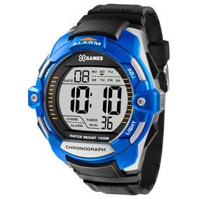 Relógio X Games Masculino Xmppd433 Bxpx Esportivo Digital