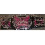 Wwe Divas Campeonato Cinturón De Juguete