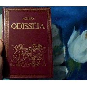 Odisséia - Em Prosa - Capa Dura - Homero (vídeo No Anúncio)
