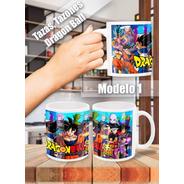 Tazones Tazón Dragon Ball, Dragon Ball Super, Goku, Vegeta