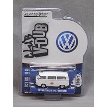Greelight Volkswagen 1975 Combi Ambulancia Club V-dub Serie3