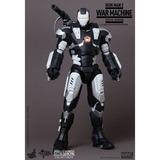 Hot Toys Iron Man 2 Máquina De Guerra Edición Especial