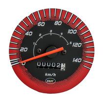 Velocímetro (máquina) X Moto Honda Cg 125 Fan 2009 Em Diante