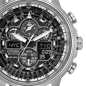 Reloj Citizen Jy8030-83e Tiempo Atomico Ecodrive --kairos--