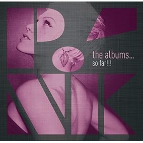 Pink: Albums So Far - Box Conteniendo 6 Cds Nuevo Importado