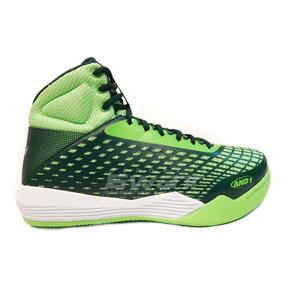 Zapatillas And1 Ascender Basket Talle Nike Jordan