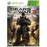 Gears Of War 3 Xbox 360 Code