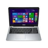 Notebook Asus X555l I3-4505u 1.7ghz - 4gb Ram - 1tb - Win 10