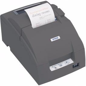 Impresora Ticket Epson Tm-u220d (conex Serial)loteria Parlay