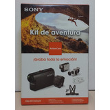 Sony Action Cam Hdr-as50r Kit De Aventura Microsdxc 64gb