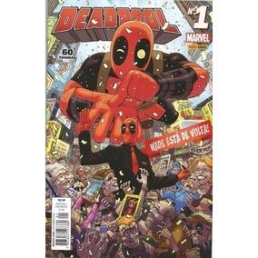 Deadpool 1 - Wade Está De Volta - 4ª Série - Panini