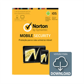 Norton Mobile Security 1 Dispositivo 1 Ano (para Celular)