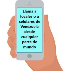 Llamadas Voip Hacia Venezuela