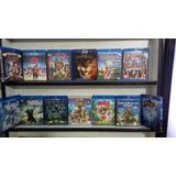 Filmes Em Blu-ray 3d Originais Usados R$16,50 Cada