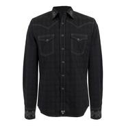 Camisa Vaquera De Hombre 97x