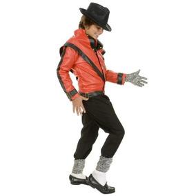 Disfraz Chicos Michael Jackson Thriller Chaqueta De Traje