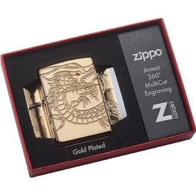 Encendedor Zippo Dragon Made In Usa Armor