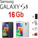 Samsung Galaxy S5 G900 4g Lte Android 4.4 Libre Nuevo +4..!