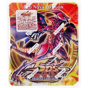 Lata Yugioh 5 Ds Red Nova Dragon
