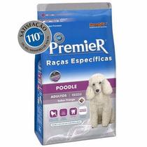 Ração Premier Raças Específicas Poodle Adulto 7,5kg + Brinde