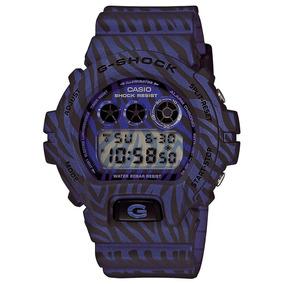 Reloj Casio G Shock Dw Zb-2er Uhr Azul
