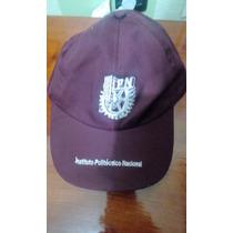 Gorra Ipn Bordada Instituto Politecnico Nacional