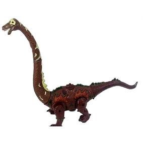 Super Dinossauro Gigante Dinosaur Bota Ovo Anda Som E Luzes