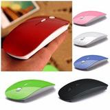 Mouse Optico Inalambrico Weibo - Diseño Ergonomico