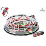 River Plate Estadio Rompecabezas 3d El Monumental