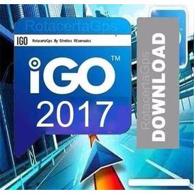 Atualização Gps Igo8.3 2017 Foston,aquarius,multilaser ,etc.