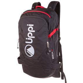 Mochila Hombre Roca 24 Backpack Negro Lippi