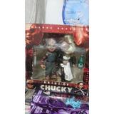 Chucky & Tiffany De Bride Of Chucky Mcfarlane Toys Nuevo