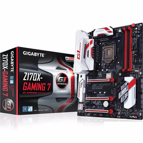 Mother Gigabyte Z170x Gaming 7 G1 Socket 1151 Usb Type C Orl