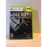 Juego Xbox 360 Call Of Duty Black Ops 2