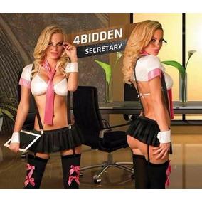 Disfraz Lenceria Erotica Conjuntos 4bidden