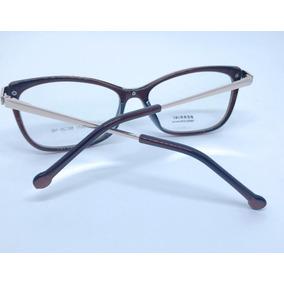 Oculos Feminino De Grau Outras Marcas - Óculos Marrom no Mercado ... ab85ee3ee2