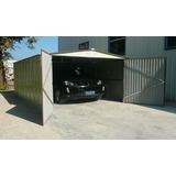 Galpon Garage Prefabricado 15,96 M2 Oferta X Caja Mal Estado